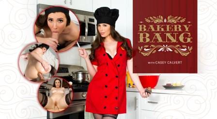 WankzVR – Bakery Bang