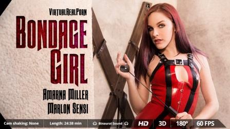 VirtualRealPorn Bondage girl